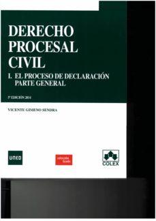 Relaismarechiaro.it Derecho Procesal Civil I (5ª Ed.): Parte General Image