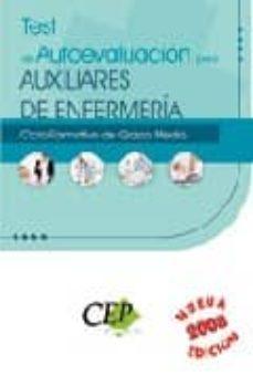 Lofficielhommes.es Test De Autoevaluacion Para Auxiliares De Enfermeria. Ciclo Forma Tivo De Grado Medio Image