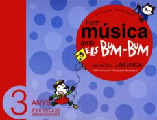 Cronouno.es Fem Musica Amb Els Bum Bum (3 Anys): Iniciacio A La Musica Image