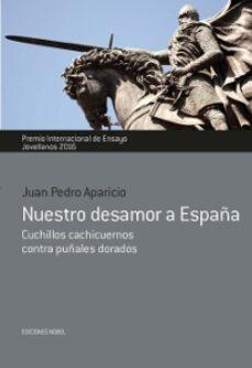 Curiouscongress.es Nuestro Desamor A España. Cuchillos Cachicuernos Contra Puñales Dorados Image