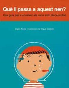 Inmaswan.es Que Li Passa A Aquest Nen? Guia Per A Coneixer Els Nens Amb Disca Pacitat Image