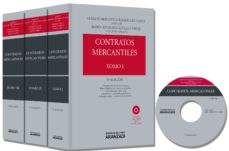 Curiouscongress.es Contratos Mercantiles. ( Incluye Cd-r) (2ª Ed.) Image
