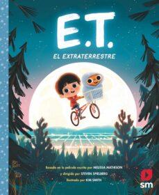e.t. el extraterrestre-jim thomas-9788491079446