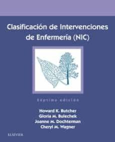 Comercioslatinos.es Clasificación De Intervenciones De Enfermería (Nic) (7ª Ed.) Image