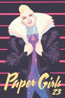 Buena descarga gratuita de ebooks PAPER GIRLS Nº 23/30 ePub CHM de BRIAN K. VAUGHAN, CLIFF CHIANG 9788491468646 (Literatura española)