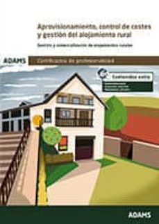 Chapultepecuno.mx Aprovisionamiento, Control De Costes Y Gestion Del Alojamiento Rural Gestion Y Comercializacion De Alojamientos Rurales Image