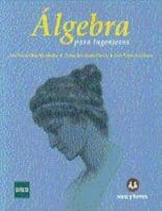 algebra para ingenieros (grado ingenieria electronica industrial automatica)-9788492948246