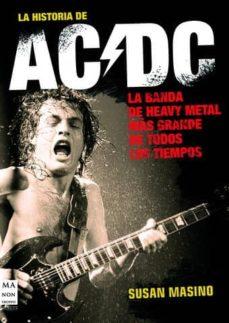 Descargar LA HISTORIA DE AC/DC gratis pdf - leer online