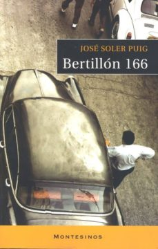 bertillon 166 (montesinos)-jose soler puig-9788496831346