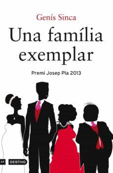 una família exemplar (ebook)-genis sinca-9788497102346