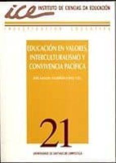 Srazceskychbohemu.cz Educacion En Valores, Interculturalismo Y Convivencia Pacifica Image