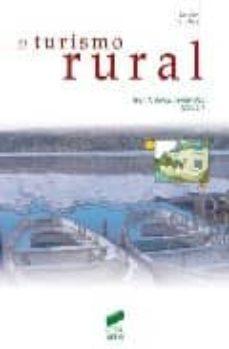 el turismo rural-juan ignacio pulido fernandez-9788497565646