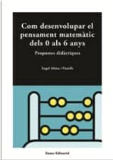 Inmaswan.es Com Desenvolupar El Pensament Matematic Dels 0 Al 6 Anys: Propost Es Didactiques Image