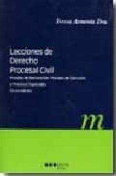 Viamistica.es Lecciones De Derecho Procesal Civil. Proceso De Declaracion. Image