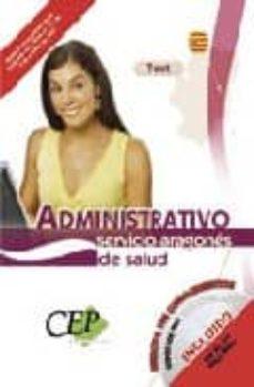 Permacultivo.es Test Oposiciones Administrativo Servicio Aragones De Salud Image