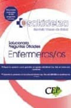 Carreracentenariometro.es Enfermeras/os De Osakidetza: Preguntas Y Solucionario Image