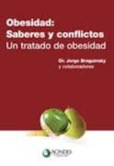 Iguanabus.es Obesidad: Saberes Y Conflictos: Un Tratado De Obesidad Image