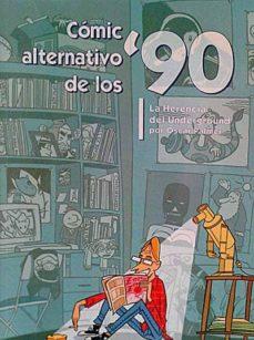 CÓMIC ALTERNATIVO DE LOS 90 - ÓSCAR PALMER | Triangledh.org