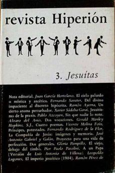 REVISTA HIPERIÓN 3. JESUÍTAS - VV. AA.  