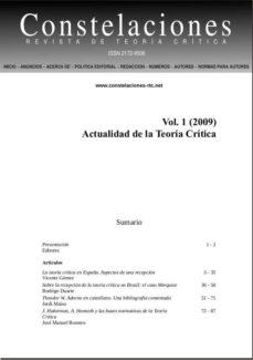 Srazceskychbohemu.cz Revista Constelaciones Nº 1 Image