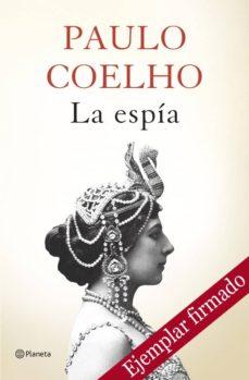Debatecd.mx La Espia (Ejemplar Firmado Por El Autor) Image