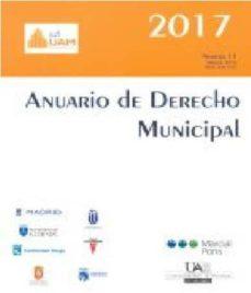 Padella.mx Anuario De Derecho Municipal N 11 Año 2017 Image