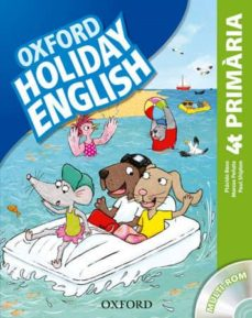 Permacultivo.es Holiday English 4º Primaria Pack3ed (Catalan) Image