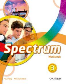 spectrum 3 workbook-9780194852456