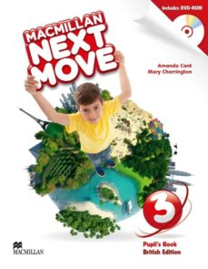 Descargar MACMILLAN NEXT MOVE LEVEL 3 PUPIL S BOOK PACK gratis pdf - leer online