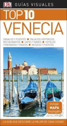 venecia 2018 (guia visual top 10)-9780241338056