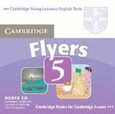 Titantitan.mx Flyers 5: Cambridge Young Learners English Tests (Audio Cd) Image