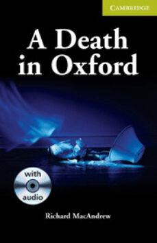 Descargar A DEATH IN OXFORD gratis pdf - leer online