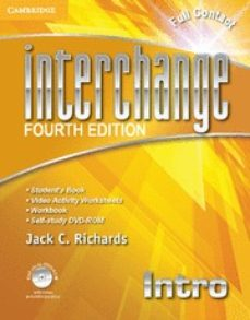 interchange intro full contact with self-study dvd-rom 4th edition-9781107614956