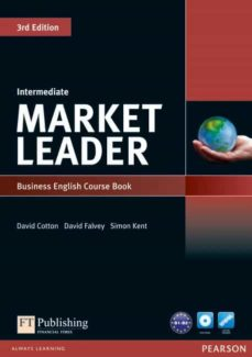 Libros completos descargables gratis MARKET LEADER COURSEBOOK WITH MULTI-ROM (INTERMEDIATE) 3ª EDICION N