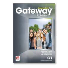 Descarga gratuita de libros electrónicos para txt móvil GATEWAY (2ND EDITION) C1 STUDENT S BOOK PACK PDF 9781786323156 de  (Spanish Edition)