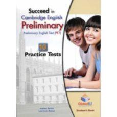 Fácil descarga de libros en francés. SUCCEED IN CAMBRIDGE PET - 10 PRACTICE TESTS - AUDIO CDS  en español 9781904663256 de
