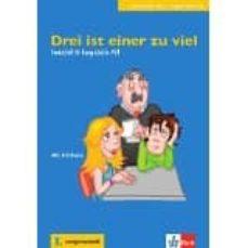 Libros completos gratis para descargar DREI IST EINER ZU VIEL 9783126051156 (Spanish Edition) de  DJVU FB2