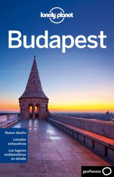 Lofficielhommes.es Budapest (4ª Ed.) Lonely Planet 2012 Image