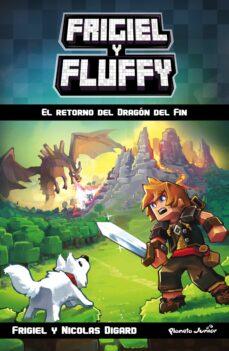 Geekmag.es Minecraft: Frigiel Y Fluffy: El Retorno Del Dragon Del Fin Image