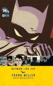 batman: año uno (3ª ed.)-frank miller-9788416303656