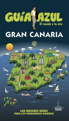 gran canaria 2017 (4ª ed.) (guia azul)-jesus garcia marin-9788416766956