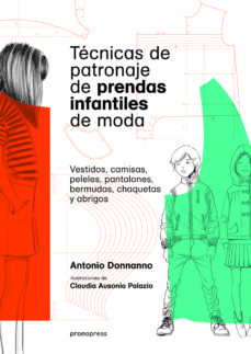 Inmaswan.es Técnicas De Patronaje De Prendas Infantiles De Moda Image