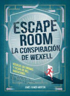Bressoamisuradi.it Escape Room. La Conspiración De Wexell Image