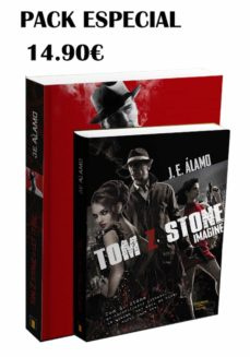 Descargar google ebooks gratis TOM Z STONE - PACK ESPECIAL de J. E. ALAMO
