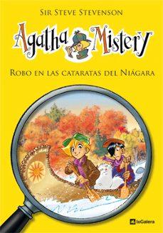 Enmarchaporlobasico.es Agatha Mistery 4: Robo En Las Cataratas Del Niagara Image