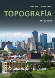 Inmaswan.es Topografia (14ª Ed.) Image