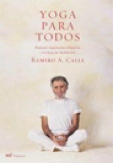 yoga para todos (ebook)-ramiro calle-9788427038356
