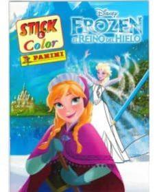 Permacultivo.es Frozen 2 (Stick &Amp; Color) Image