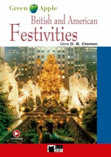 Libros para descargar gratis. BRITISH AND AMERICAN FESTIVITIES (CON AUDIO CD) MOBI DJVU ePub