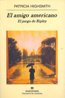 Descargas de libros de Amazon para ipod touch EL AMIGO AMERICANO (7ª ED.) iBook PDB de PATRICIA HIGHSMITH en español 9788433930156